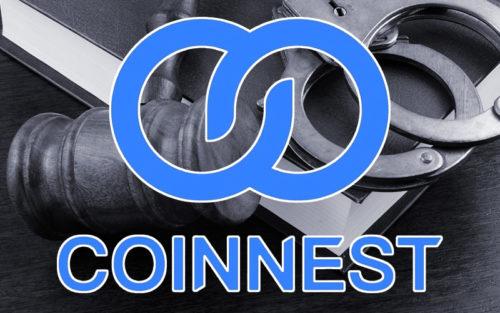 Арест главы CoinNest