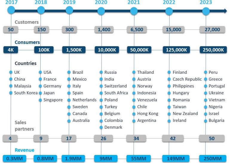 Финансовый обзор и план глобального расширения
