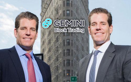 Gemini Block Trading