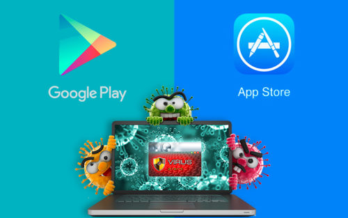 Google Play и App store