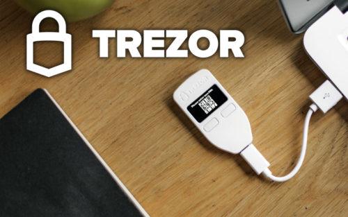 Кошелек Trezor