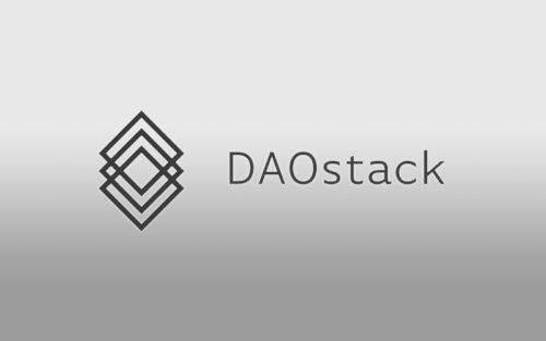 Проект DAOstack