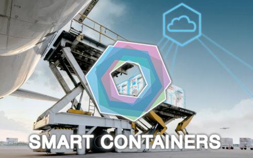 Проект Smart Containers