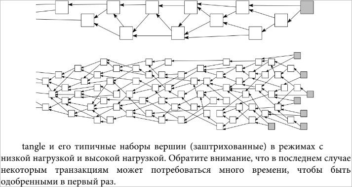 Tangle и его типичные наборы вершин
