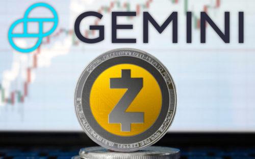 Gemini и Zcash