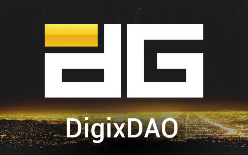 Проект DigixDAO