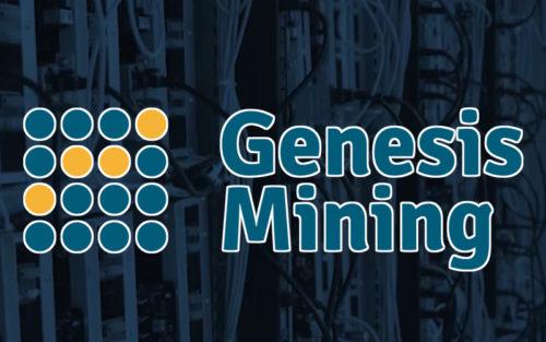 Сервис Genesis Mining