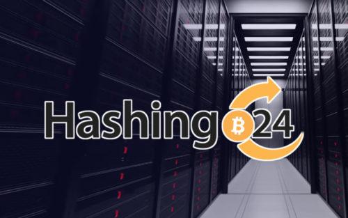 Сервис Hashing24