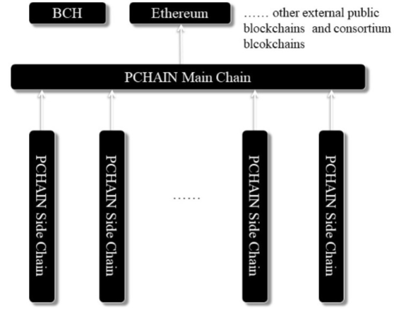 Структура PChain