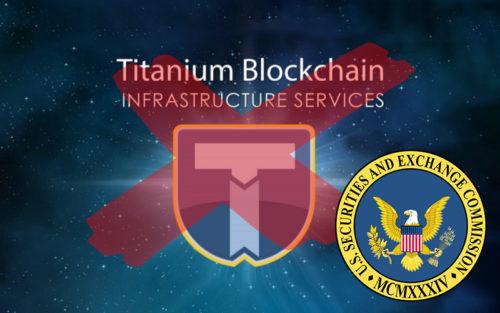 Titanium Blockchain Infrastructure Services