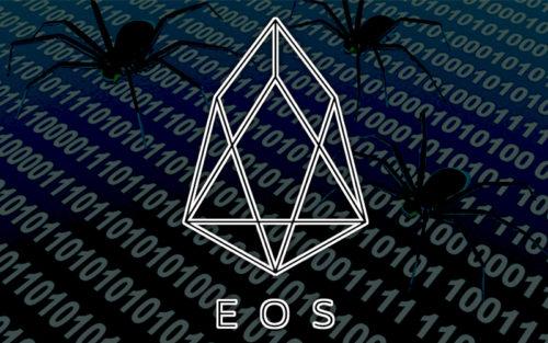 Уязвимость в EOS