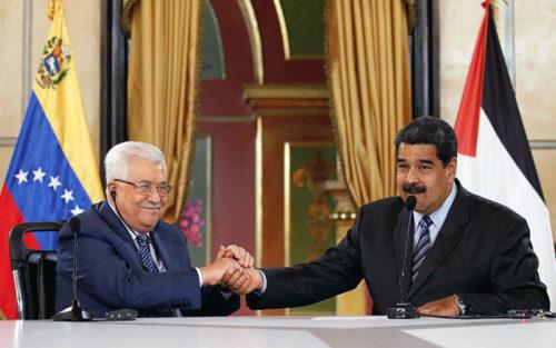 Венесуэла и Палестина