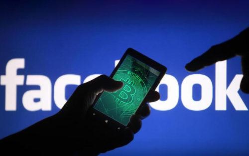 Криптореклама в Facebook