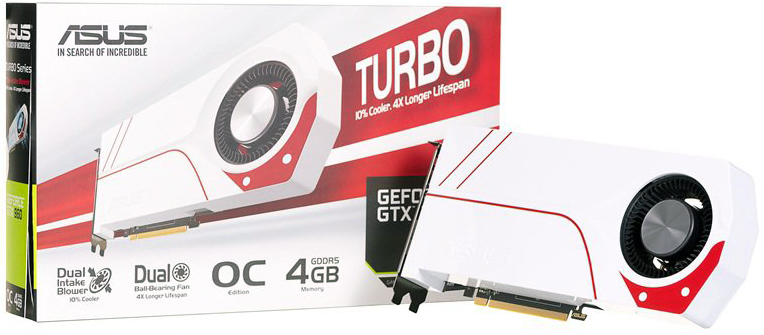 ASUS GeForce GTX 960 Turbo