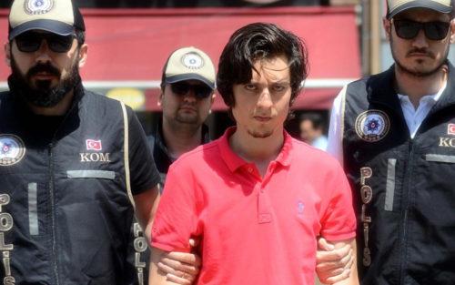 Арест Мухаммеда Сатироглу