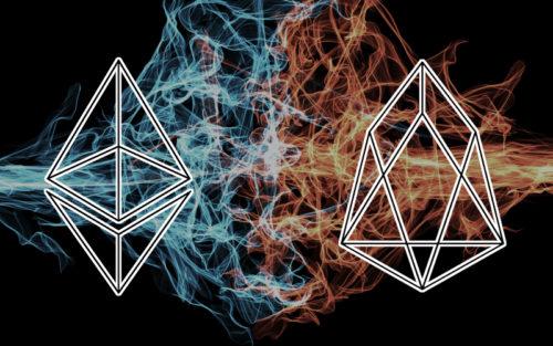 EOS против Ethereum