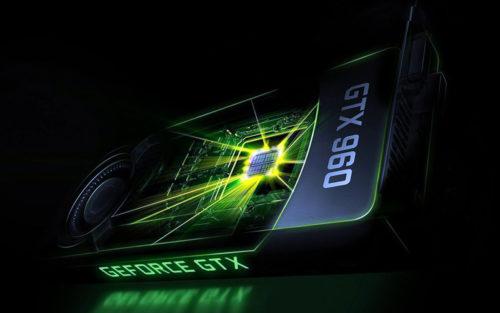 GeForce GTX 960 для майнинга