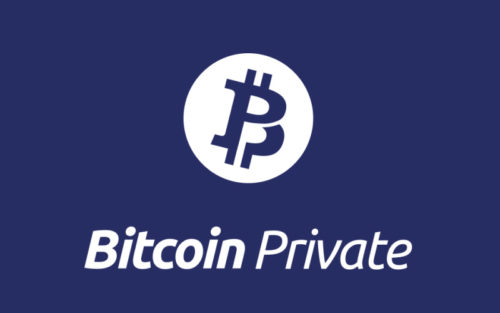 Монета Bitcoin Private