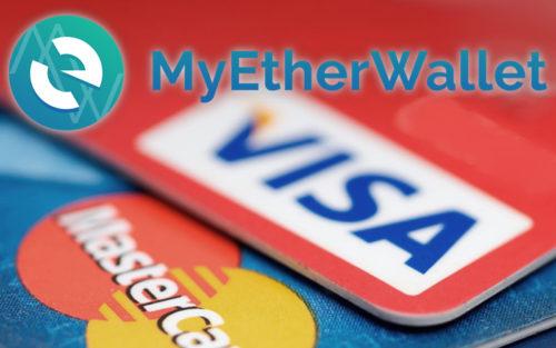MyEtherWallet Visa Mastercard