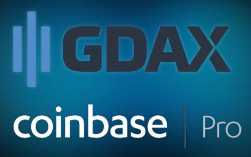 Платформа GDAX