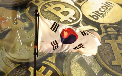 Южная Корея и криптовалюта