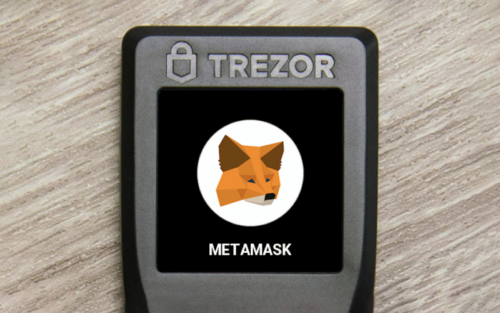 MetaMask и Trezor