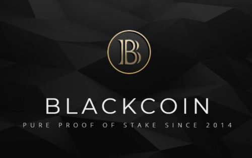Проект BlackCoin