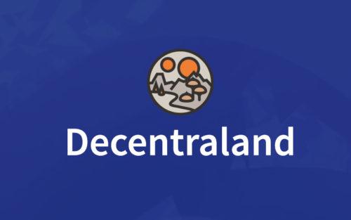 Проект Decentraland