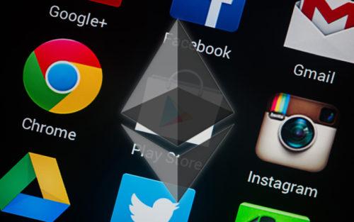 Скам-приложение Ethereum