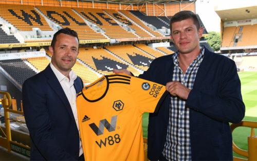 Сотрудничество CoinDeal с Wolverhampton Wanderers