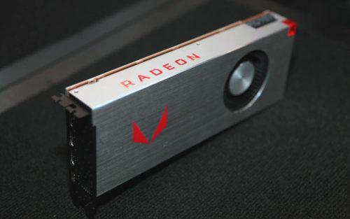 Видеокарта Radeon RX Vega 64