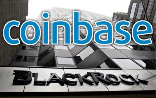 Coinbase и BlackRock