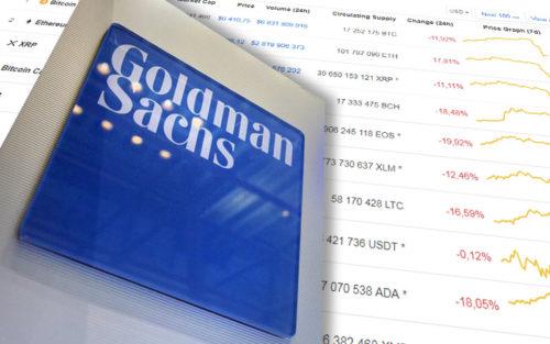 Решение Goldman Sachs