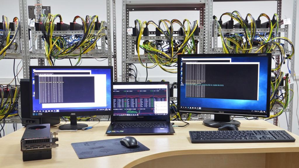 Управление оборудованием