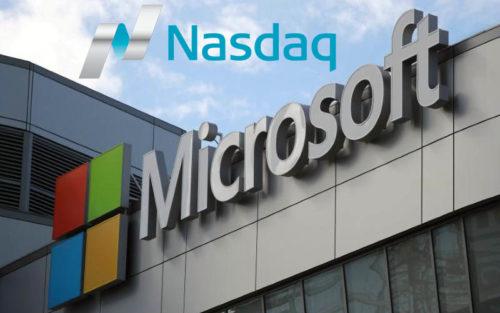 Microsoft и Nasdaq