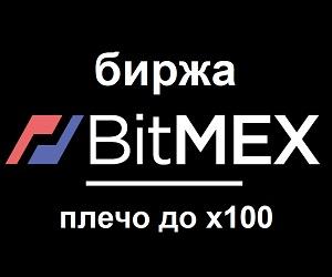 Баннер Bitmex