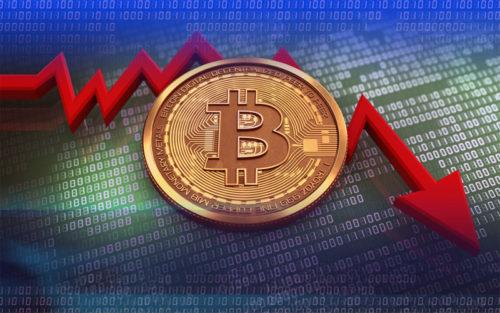 Падение Bitcoin