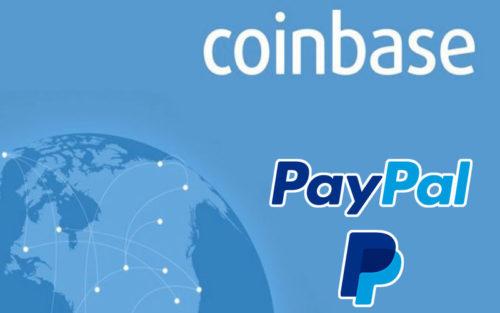 Coinbase и PayPal