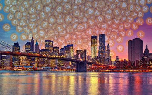 Нью-Йорк и криптовалюты
