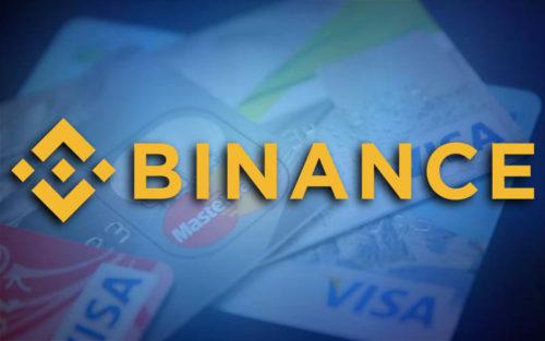 Binance и кредитные карты