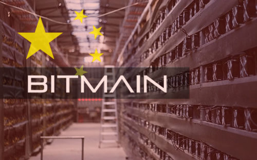 Bitmain и Китай