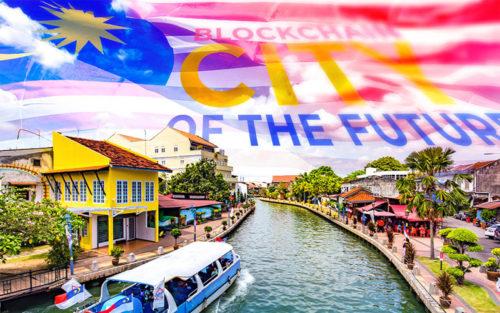Melaka Straits city