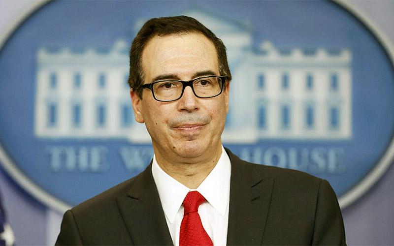 Минфин США назвал криптовалюту вопросом национальной безопасности