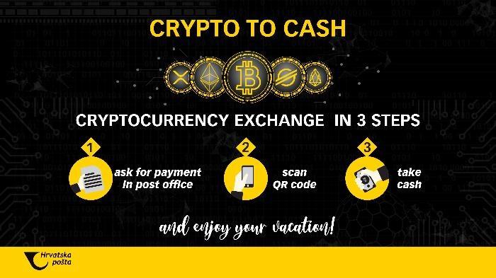 В Хорватии запустили обменник криптовалют на фиат
