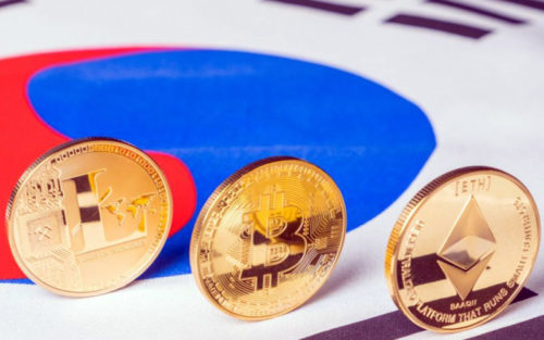 Южная Корея и криптовалюты