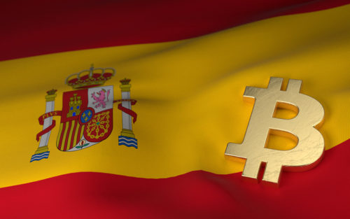 Bitcoin в Испании