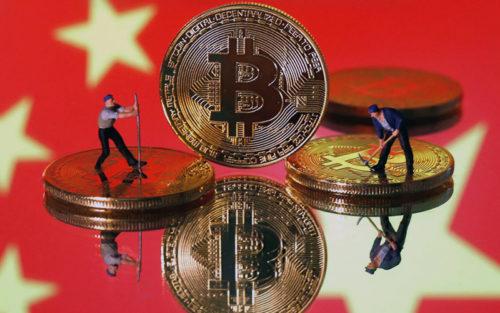 Китай и BTC