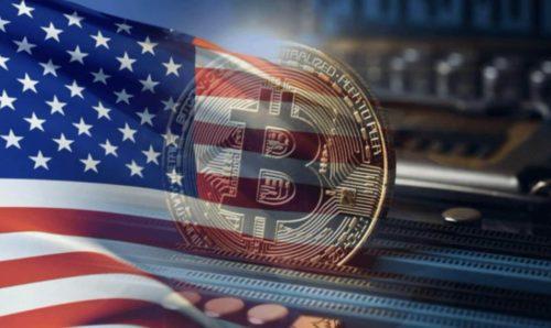 Блокчейн и США