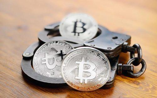 США конфисовали криптовалюту